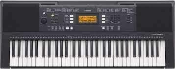 Piano- organeta- teclado yamaha psr e343 /! nuevos