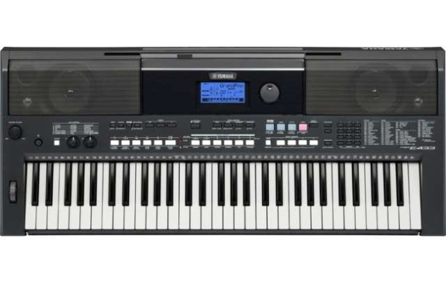 Piano organeta teclado yamaha psr-e433 nuevos !!