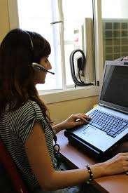 Trabajo de teleoperador en atención al cliente, no ventas