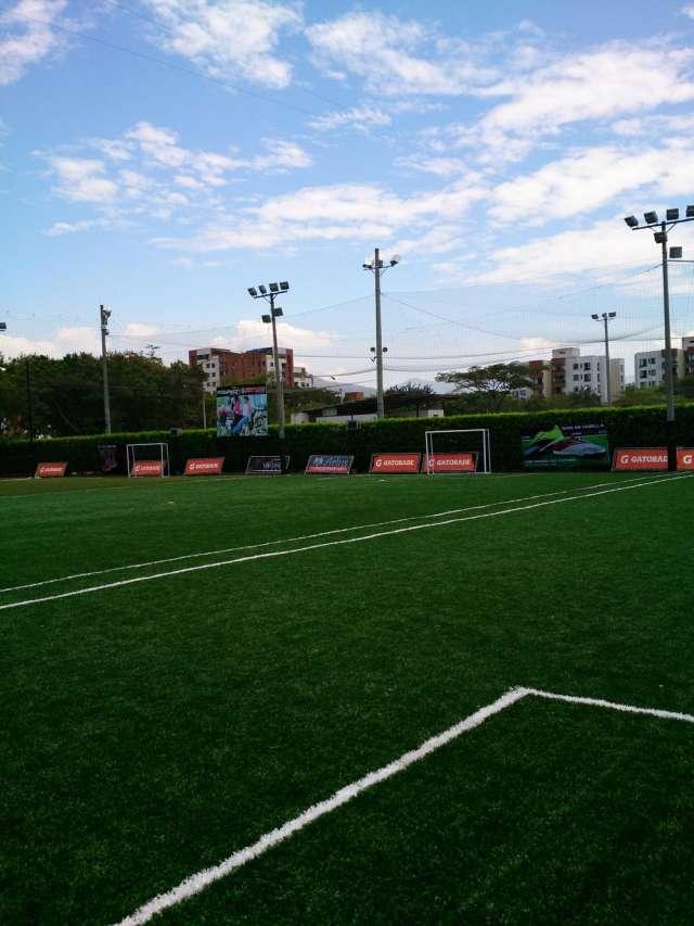 Fotos de Proyecto deportivo.  grama sintética 6