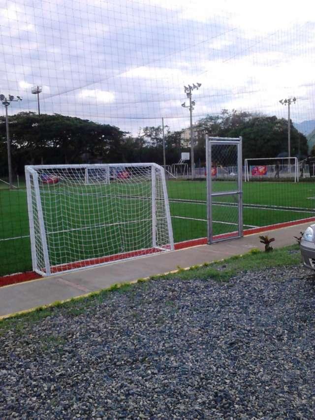 Fotos de Proyecto deportivo.  grama sintética 5
