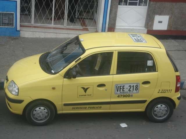 Fotos de Vendo taxi atos 2010 $114.000.000 4