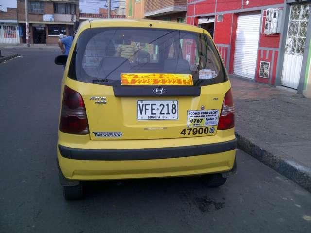 Fotos de Vendo taxi atos 2010 $114.000.000 3