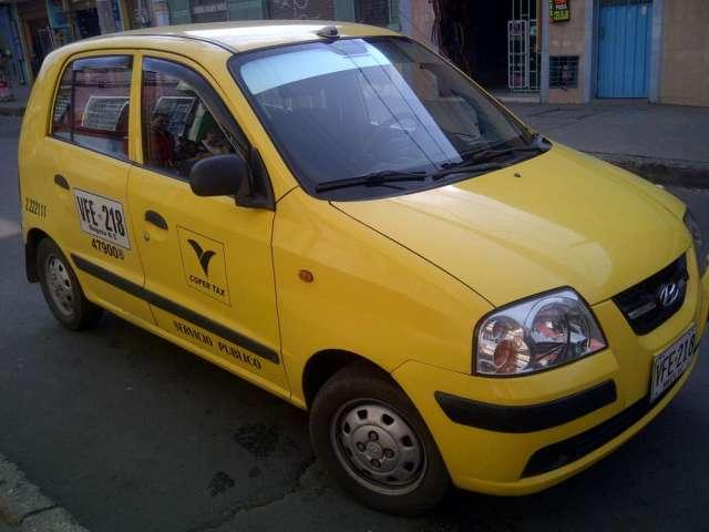 Vendo taxi atos 2010 $114.000.000