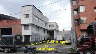 Venta casa lote av 1 de mayo carvajal, plaza de las americas. bogota.
