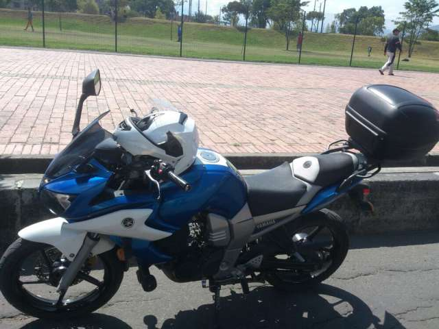 Fotos de Moto yamaha fazer 150cc excelente estado! unico dueño 1
