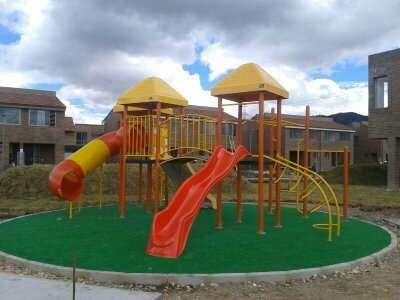 Parques infantiles bogota