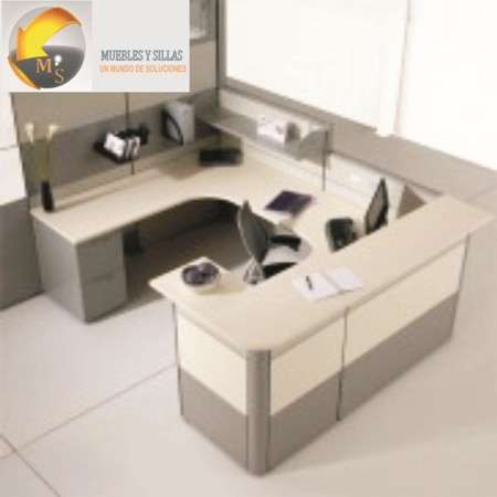 Divisiones piso techo para oficina