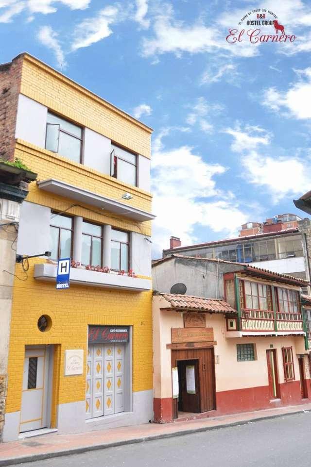 Super oferta! vendo hostel en el centro historico de bogota