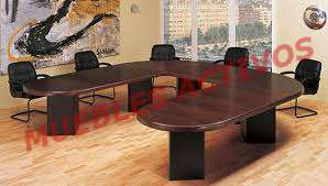 Mesa de juntas para oficina
