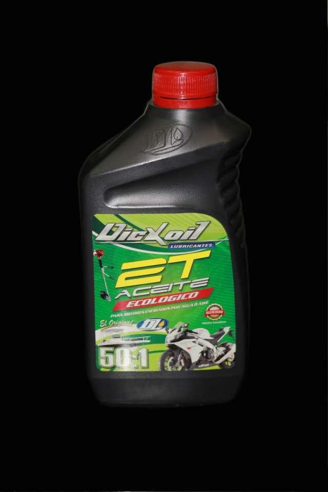 Aceite lubricante para motores 2t