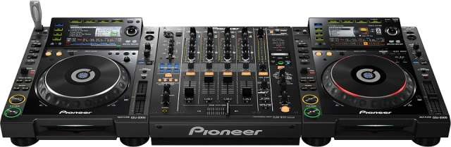 Pioneer cdj-900nxs - profesional wifi table top jugador multi-media