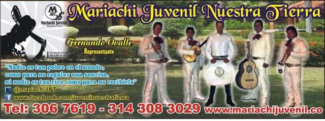 Mariachis bogota 3067619 - 3143083029