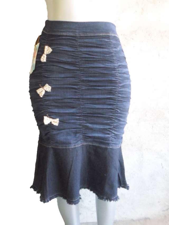 a954cf71a Faldas cristianas en jeans en Cúcuta - Ropa y calzado
