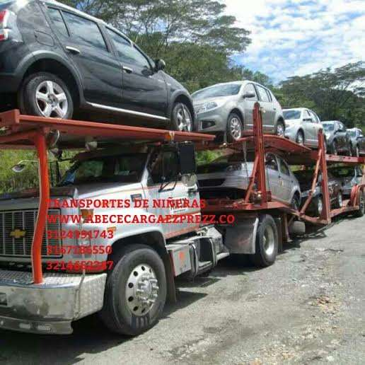 Transportes colombia