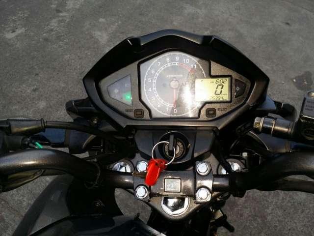 Fotos de Moto honda invicta 150 2