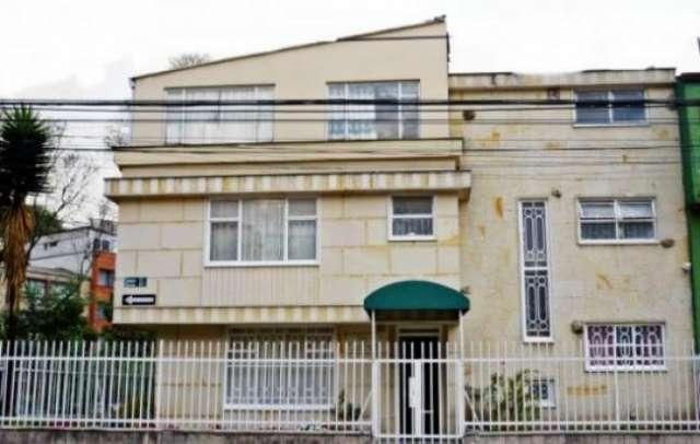 Hotel en bogota economico cerca embajada usa