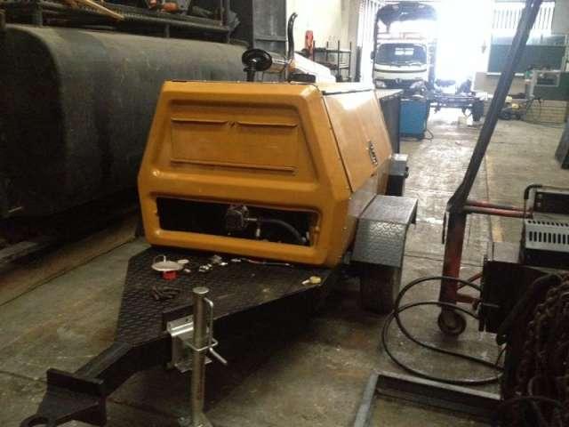 Maquinaria de perforación drenes y anclajes
