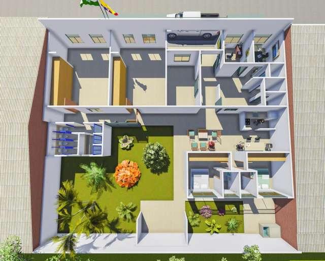 Planos rutas de evacuacion - planos arquitectonicos 2d&3d-presentaciones 3d-videos