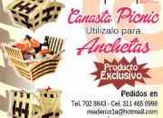 productos en madera para Anchetas, regalos, detalles creativos e inovadores