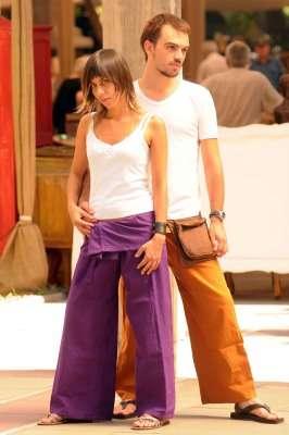 Pantalones importados tailandeses