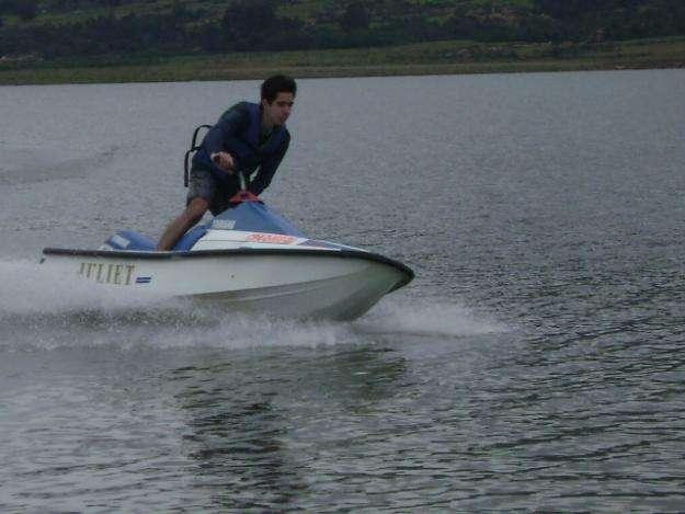 Moto acuatica wr650lx yamaha