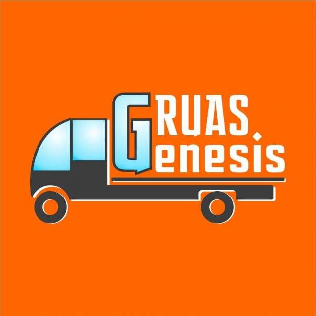 Gruas genesis servicio 24 horas