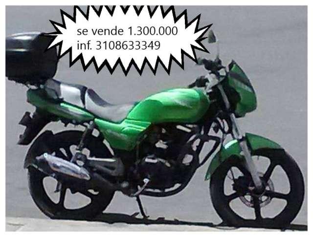 Moto akt mod 2011 de remate