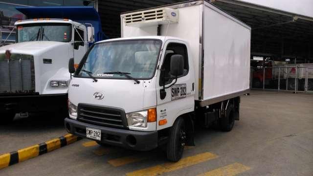 Hyundai hd65 furgon refrigerado único dueno 2008 en Guaduas ... c2860073504