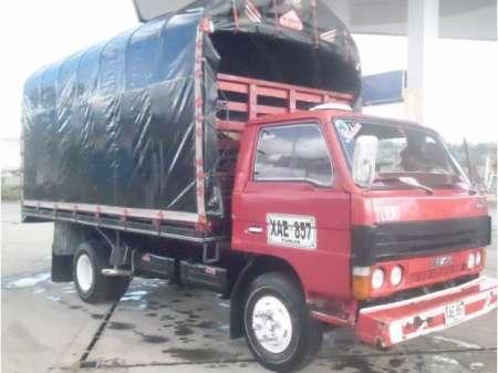 Venta de camion turbo en bogota buen estado
