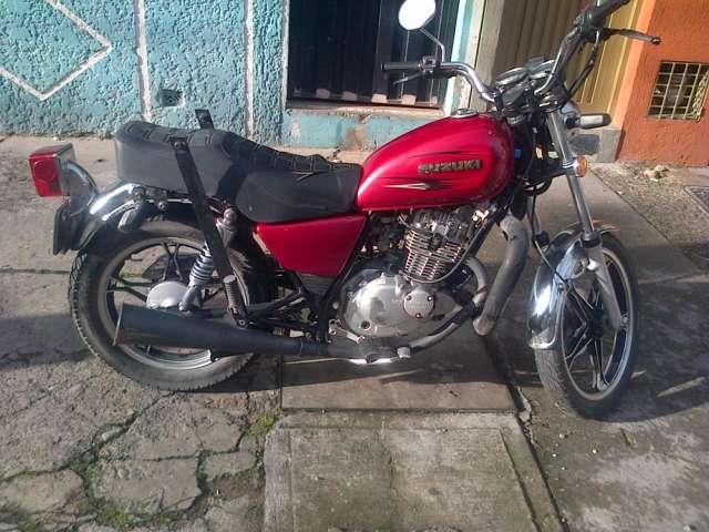 Fotos de Moto suzuki gn125h 2012 4