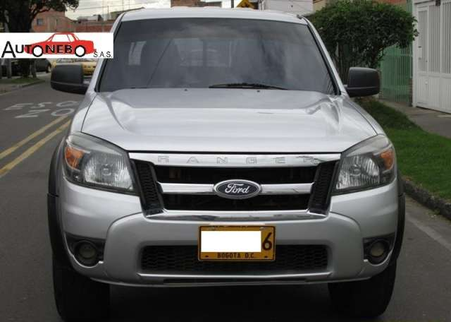 Vendo camioneta ford ranger 4x4 modelo 2011 2.5 cc $47.800.000