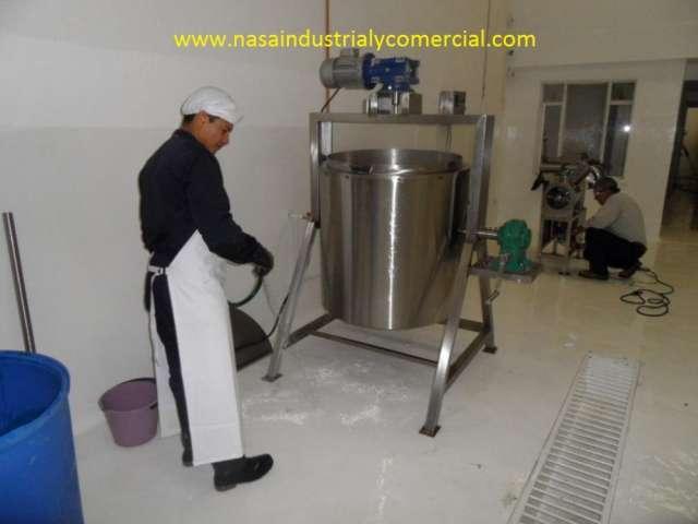 Marmitas autoclaves deshidratadores nasa industrial y comercial