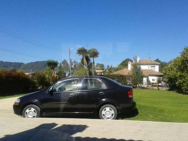 Chevrolet aveo hermoso