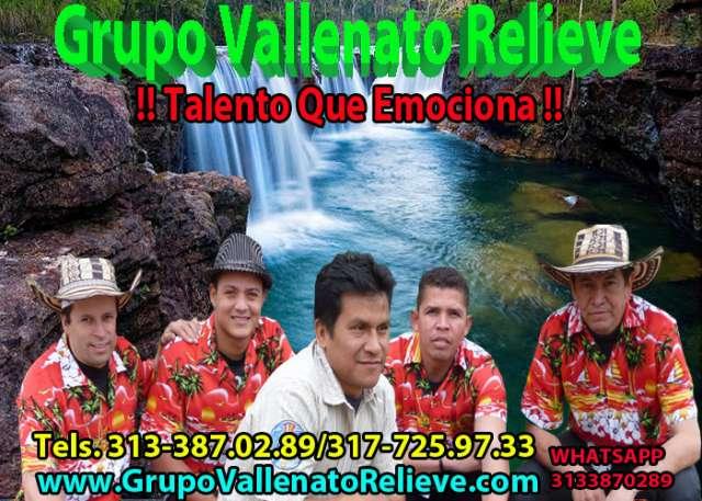 Grupo vallenato relieve ? parranda vallenata ? parrandas vallenatas bogota