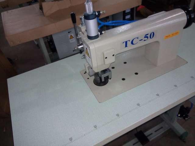 Ultrasonidos no tejido desechable máquina de coser