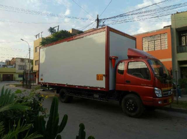 Fotos de Servicio de trasteos, mudanzas, acarreos, transporte de carga y mini bodegas en  1