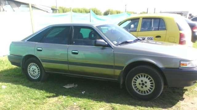 Vendo permuto mazda 626 lx modelo 1989 gas blindado