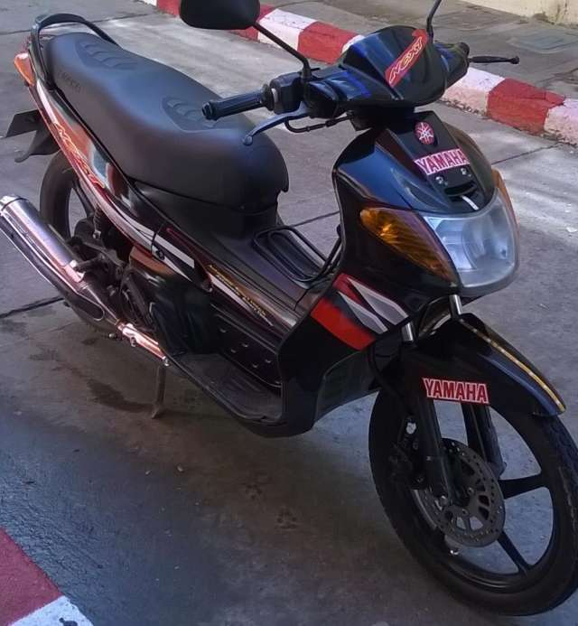 Yamaha next 115 modelo 2007