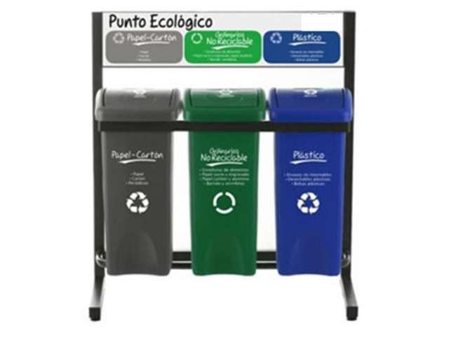 Ecopuntos para reciclaje en bogota