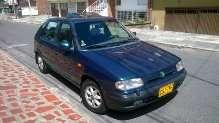Vendo skoda felicia 1300 cc 1998 inyeccion