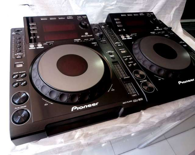 Venta 2x pioneer cdj-900 + djm-900 nexus paquete