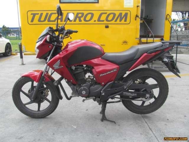 Honda invicta 150 126 cc - 250 cc