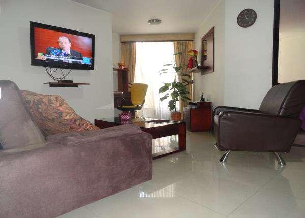 Apartamento amoblado chapinero alto bogotá, colombia