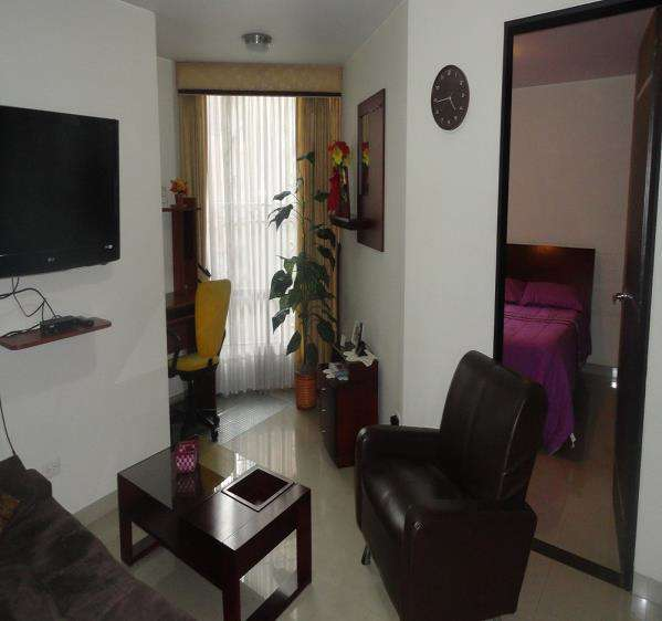 Fotos de Furnished apartment located in chapinero alto bogotá, colombia 2