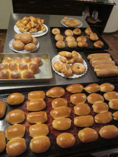 Cursos de panadería, pastelería, galletería, pizzería, hojaldres, postres productos de queso