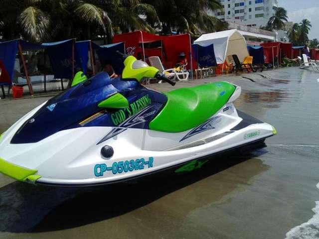 Jet ski moto acuatica wave runner 1200