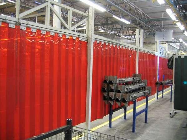 Fotos de Elaboramos, fabricamos y distribuimos cortinas especializadas para soldaduras 4