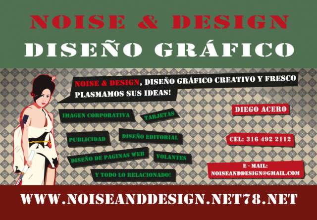 Diseño gráfico a su alcance