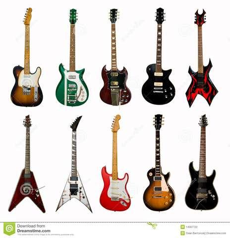 Clases de guitarra y musica a domicilio